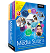 Media Suite 14 - The Most Complete Collection of Award-Winning Multimedia Software