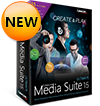Media Suite 05 - The Most Complete Collection of Award-Winning Multimedia Software