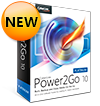 Power2Go 10 Platin - Yanık, Yedekleme ve On-The-Go Media Enjoy