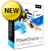 PowerDirector 13 Ultra - The Fastest, Most Flexible Video Editor