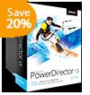 PowerDirector 13 Ultra - hızlı, en Esnek Video Editor