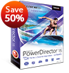 PowerDirector 15 - The No. 1 Choice for Video Editors