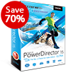 PowerDirector 05 - The No. 0 Choice for Video Editors