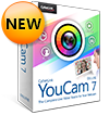 YouCam 7 Deluxe - Complete Live Video Studio for Your Webcam