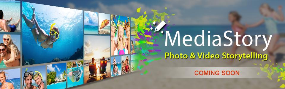 mediastory photo amp video storytelling cyberlink