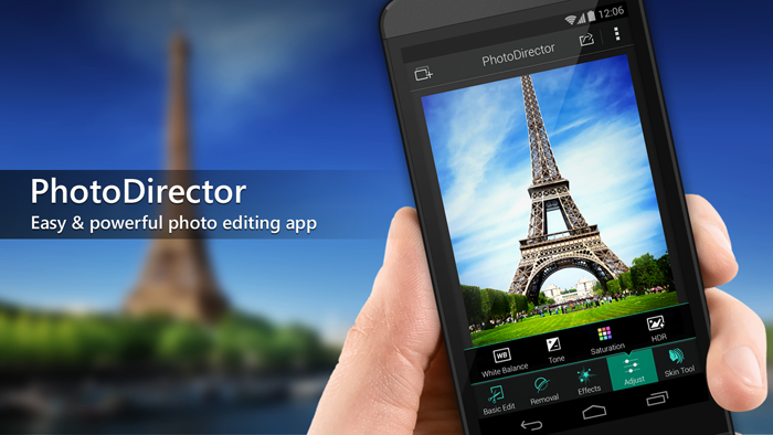 Download PhotoDirector Mobile from Google Play Store