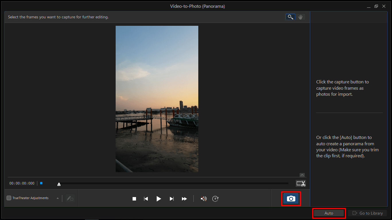 how to make video clip with photos