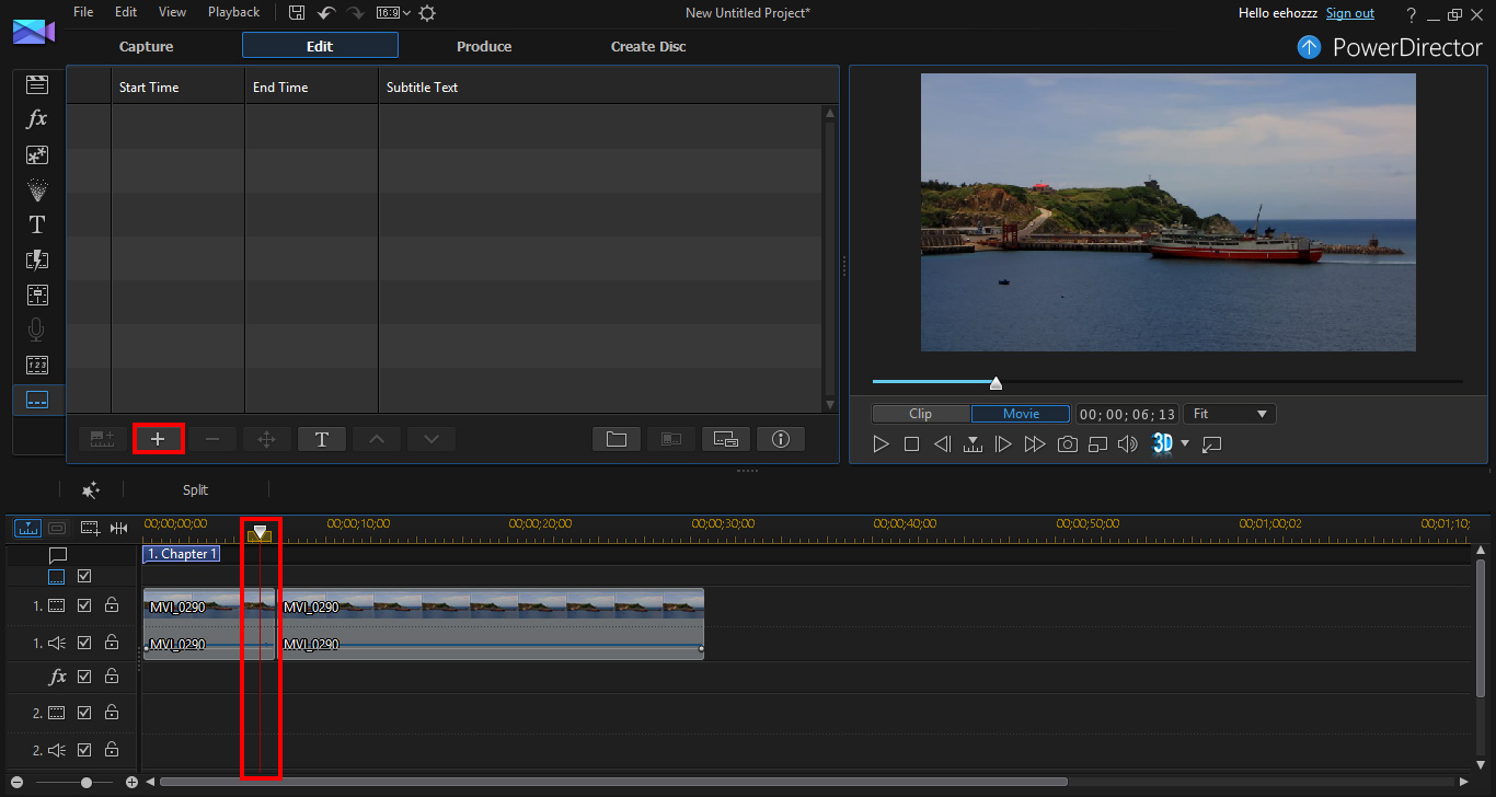 Subtitle Room: Adding, Exporting & Importing Subtitles | The