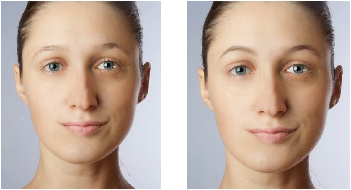 5 Amazing Before-and-After Eyebrow Transformations | The