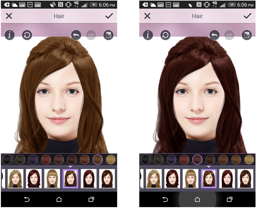 Be Fearless! Try Out a New Hairstyle with Our Virtual Hair Salon ...