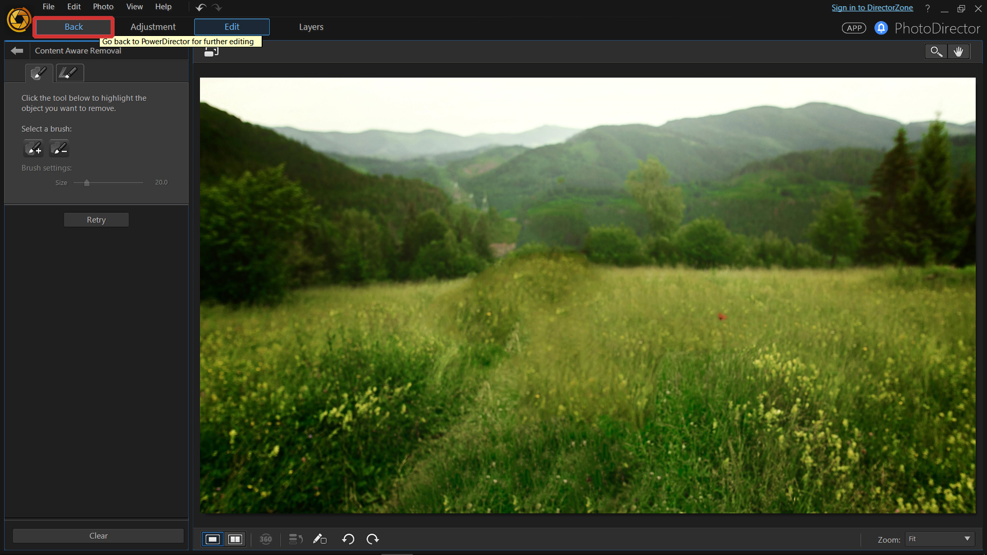 Create Stunning 2 5D Parallax Effect With PowerDirector and