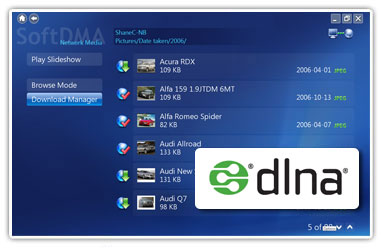 windows 10 dlna media server