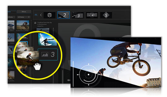 Go Pro Video Editor   ActionDirector   Try CyberLink Go Pro Software!
