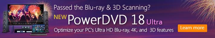 BD & 3D Advisor Overview | CyberLink