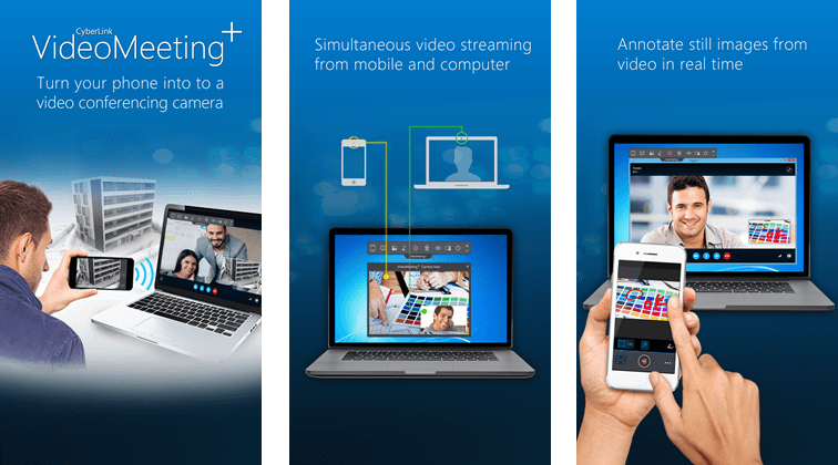 CyberLink Launches VideoMeeting+ Beta, Adds Freedom and ...