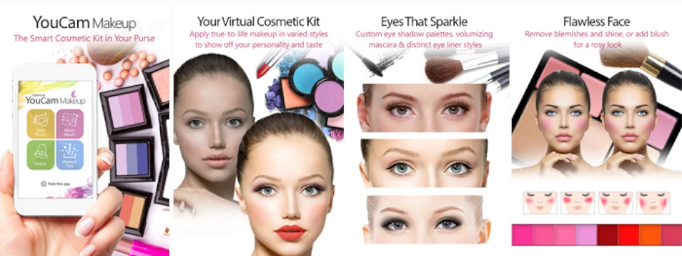 """""""There are many reasons for women to wear makeup – to gain confidence, enhance their natural beauty or simply to express themselves."""" said Alice H. Chang, ..."""
