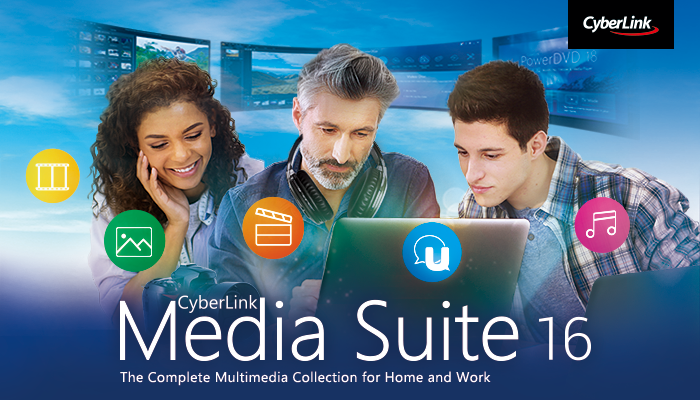 CyberLink Introduces New Media Suite 16 – The Complete
