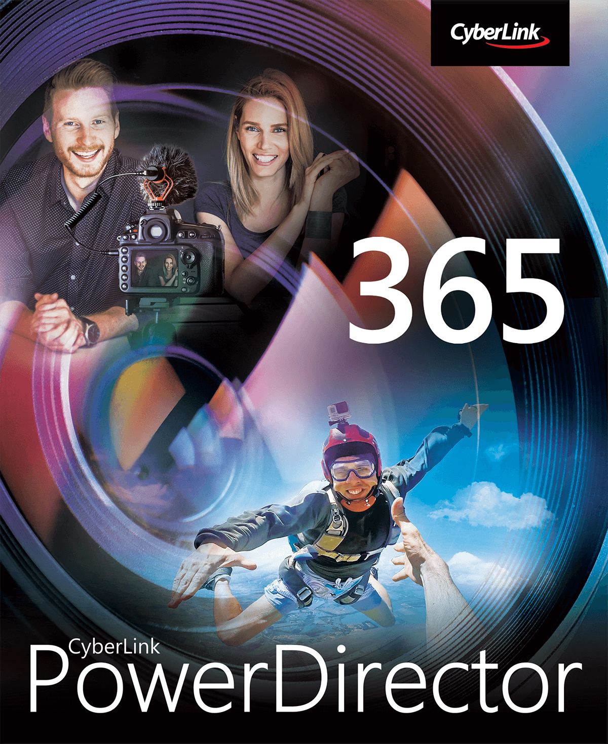 PowerDirector 365 Monthly Plan