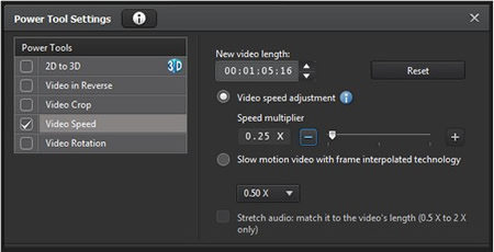 How to make imovie slow motion video in windows.