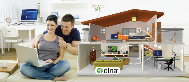 Media Home digital home solutions remote access to media anywhere