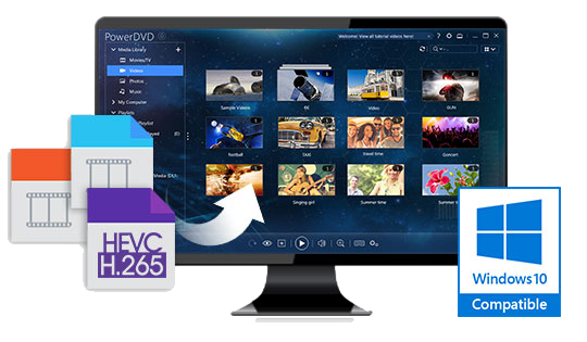 Play Blu-ray, DVD and Edit Video on Windows 10 PC | CyberLink