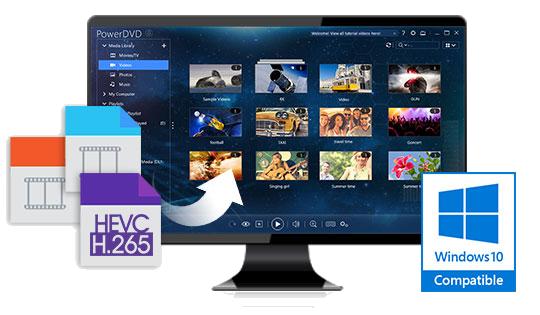 cyberlink media suite 10 windows10