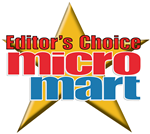 MediaShow Espresso wins Editor's Choice Award (UK)
