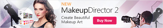 MakeupDirector 2: Create Beautiful Makeup Art
