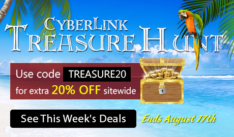 Redeem your 20% off coupon: TREASURE20