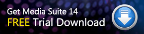 Download Media Suite 14 Free Trial