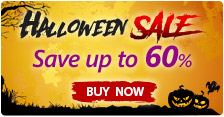 Halloween Sale! No Tricks, Only Treats
