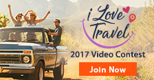 2017 I Love Travel Video Contest