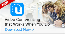 U: Simplified Video Meetings and Webinars