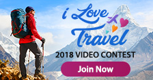 2018 I Love Travel Video Contest