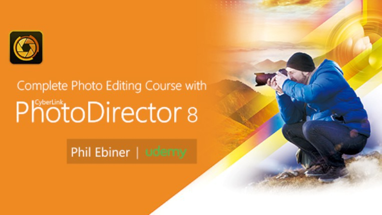 PhotoDirector on Udemy