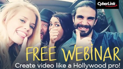 Create video like a Hollywood pro!