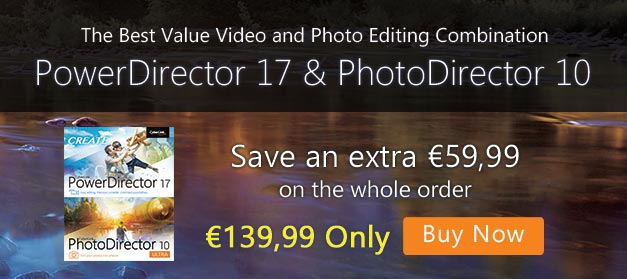 Buy this affordable video and photo editor now!