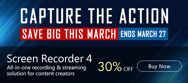 30% OFF - Capture the Action & Save!