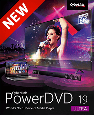 Extra 10% Discount – CyberLink PowerDVD 19