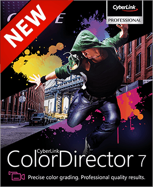 Cyberlink ColorDirector 6 Ultra