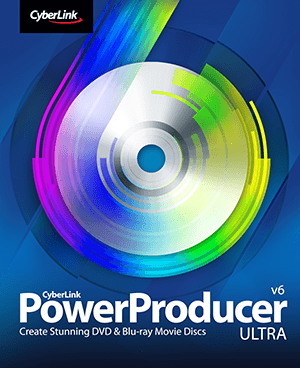 PowerProducer 6 - The Easiest Way to Create Hollywood-Style Movie Discs