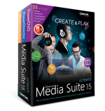 Media Suite 15 15-in-1 Multimedia Collection
