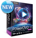 PowerDVD 17 World's No. 1 Movie & Media Player