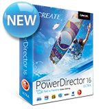 PowerDirector 16 No. 1 Choice for Video Editors