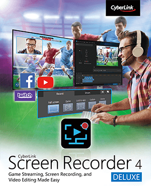 Screen Recorder| Try Online Screen Recording Software by CyberLink