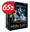 Media Suite 15 - The Most Complete Collection of Award-Winning Multimedia Software