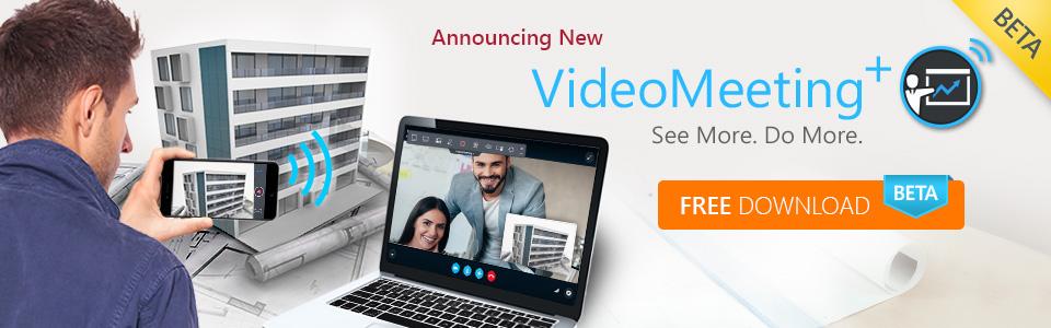 VideoMeeting+ Enhanced Video Conferencing