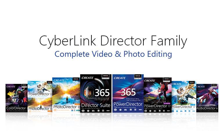 cyberlink powerdirector 14 free trial download