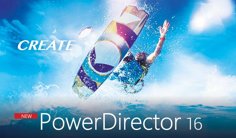cyberlink powerdirector ultimate 16