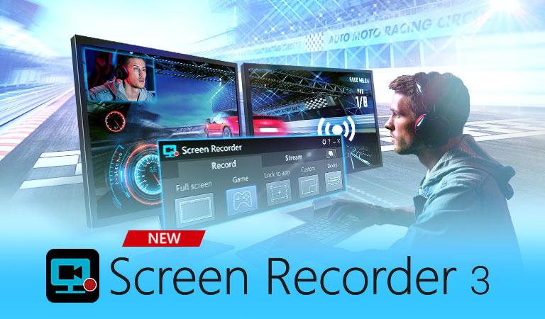 Screen Recorder - Comparison | CyberLink